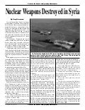 Nuclear Weapons Destroyed in Syria - Prophecy in the News MAgazine - October 2007.pdf