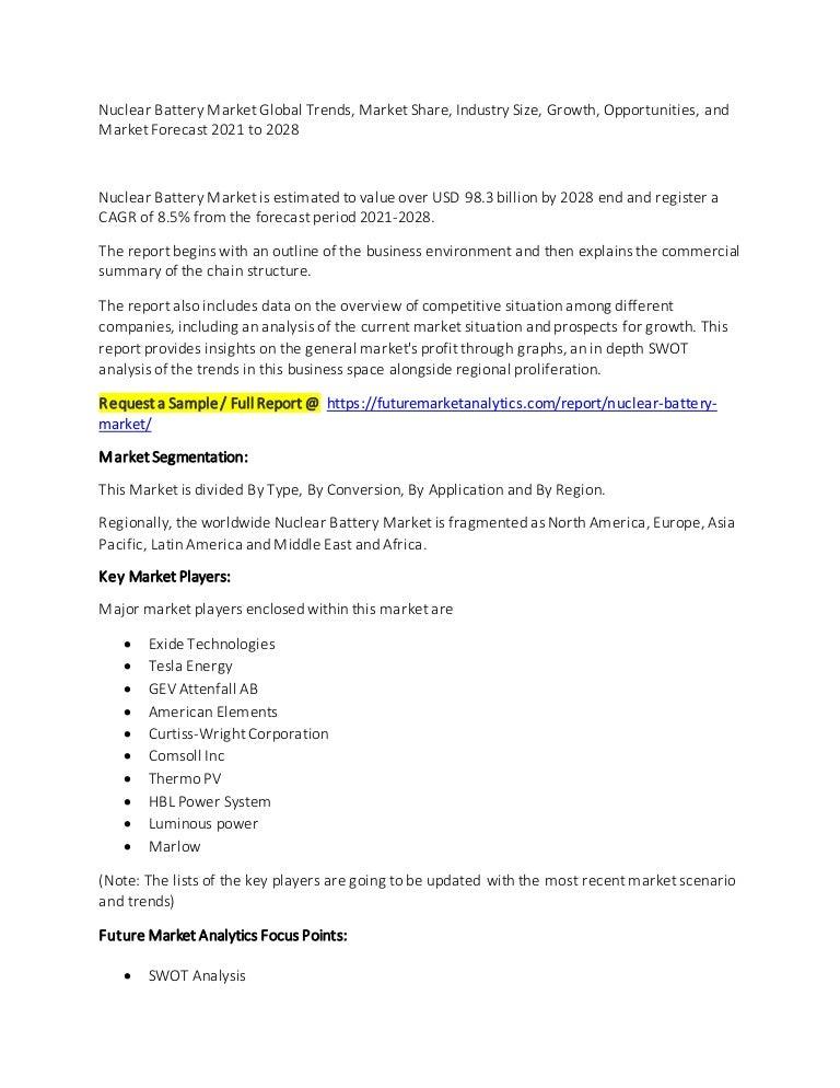 nuclearbatterymarketglobaltrendsmarketshareindustrysizegrowthopportunitiesandmarketforecast2021to202 210927141657 thumbnail 4