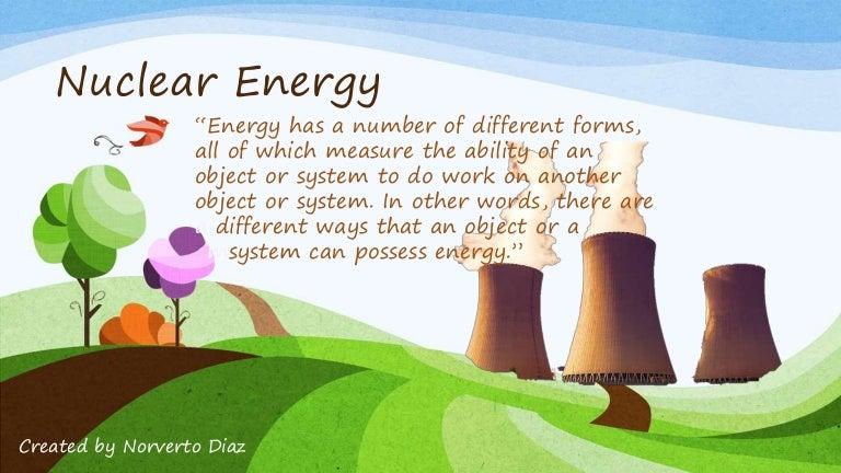 nuclear energy ppt
