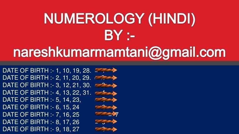 sanatan numerology day number 8 january