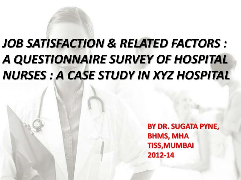 Review of Related Literature and Studies   Job Satisfaction   Waiting Staff ResearchGate