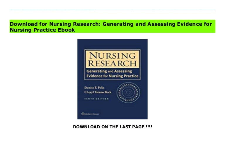 nursing research generating and assessing evidence for nursing practice 210928065829 thumbnail 4