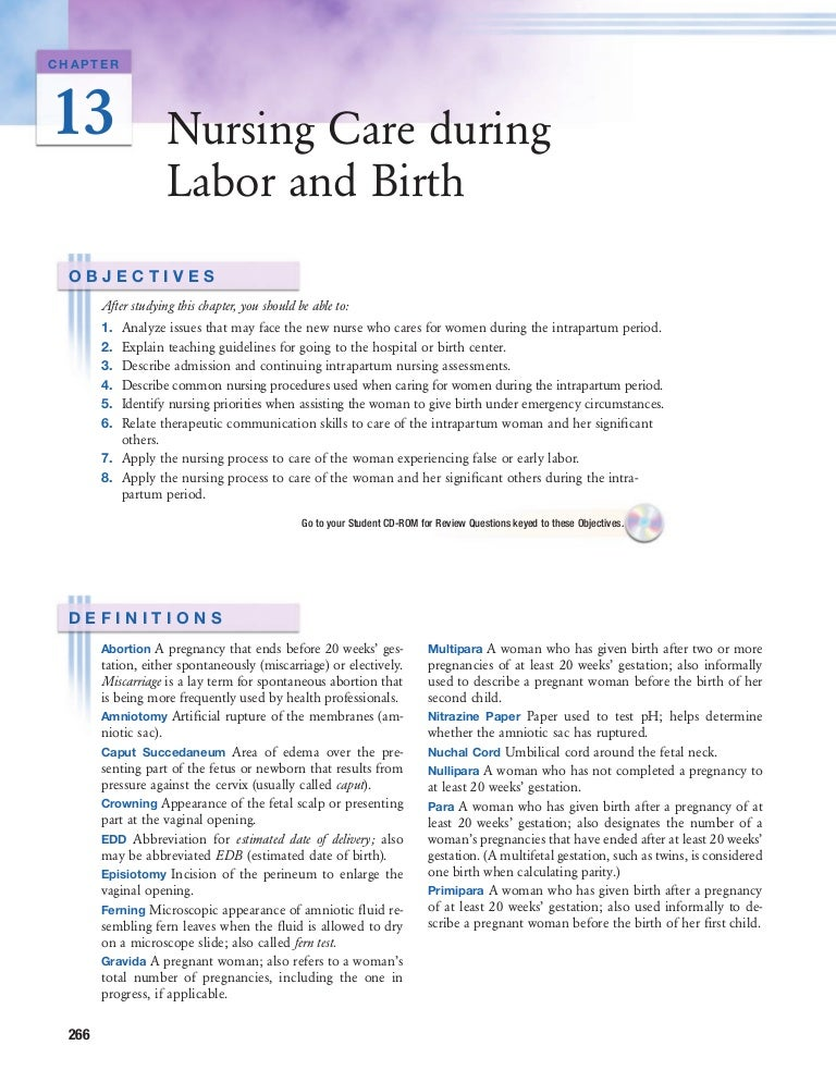 Nursing Care Of Breech Delivery