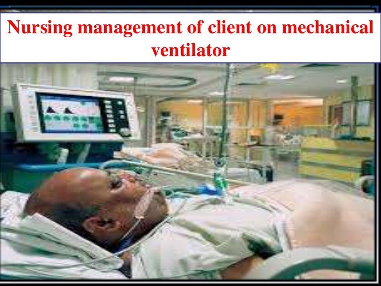Mechanical ventilation for nursing |authorstream.
