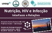 Nutricao infeccao hiv   interfaces e relacao 2019