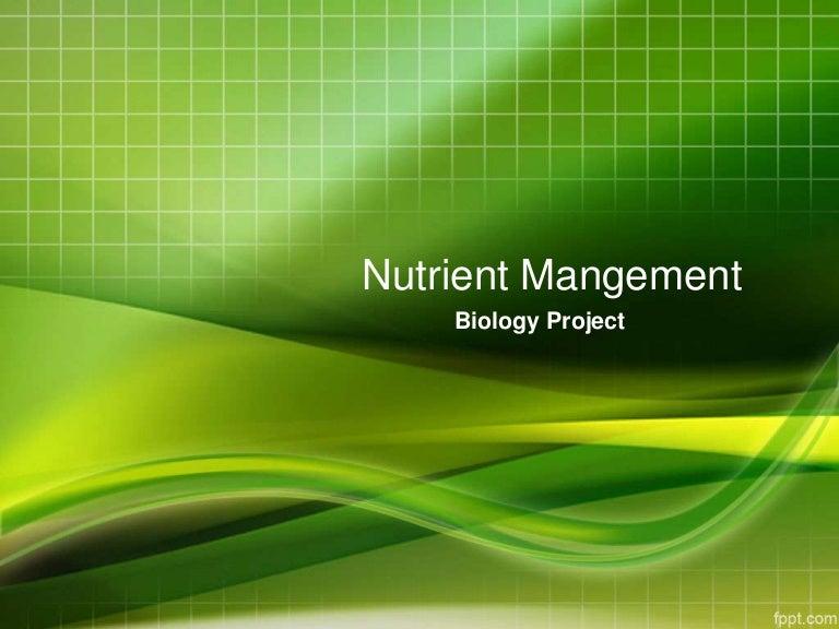 Nutrient managmentsedf toneelgroepblik Choice Image