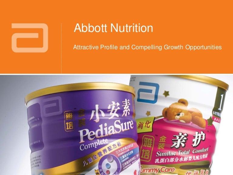 Pediasure clinical trials china