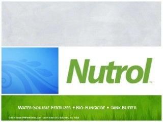 Nutrol PN Fertilizers