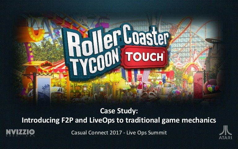 Case Study: Introducing LiveOps and F2P to Traditional Game Mechanics…