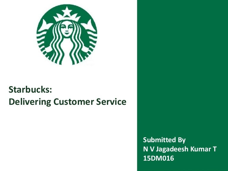starbucks delivering customer service based on harvard business school Based on the research of professor michael porter, value-based health care delivery is a framework for restructuring health care systems around the globe with the overarching goal of value for patients—not access, cost containment, convenience, or customer service.