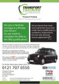 NVQ/QCF in Road Passenger Vehicle Driving - Transport Training Partnership