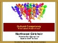 Northwest Girlchoir Cultural Competency Leadership