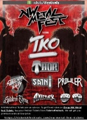 Full Lineup Revealed For 2019 NW Metal Fest