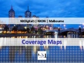 NX Digital 1's NXDN Network Coverage of Melbourne