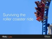 NXTP - Tips for staying sane in the roller coaster ride
