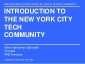 The Guide to NYC Tech