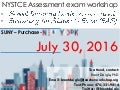 NYSTCE - SBL Exam Workshop