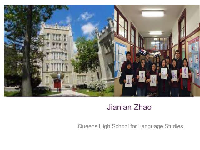 DCLT/CLTA-GNY Workshop: Queens HS for Lang Studies