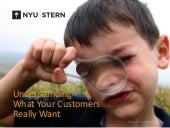 Understanding What Your Customers Really Want