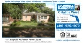 Homes for Sale in Winter Park - 1321 Magnolia Ave, Winter Park FL 32789