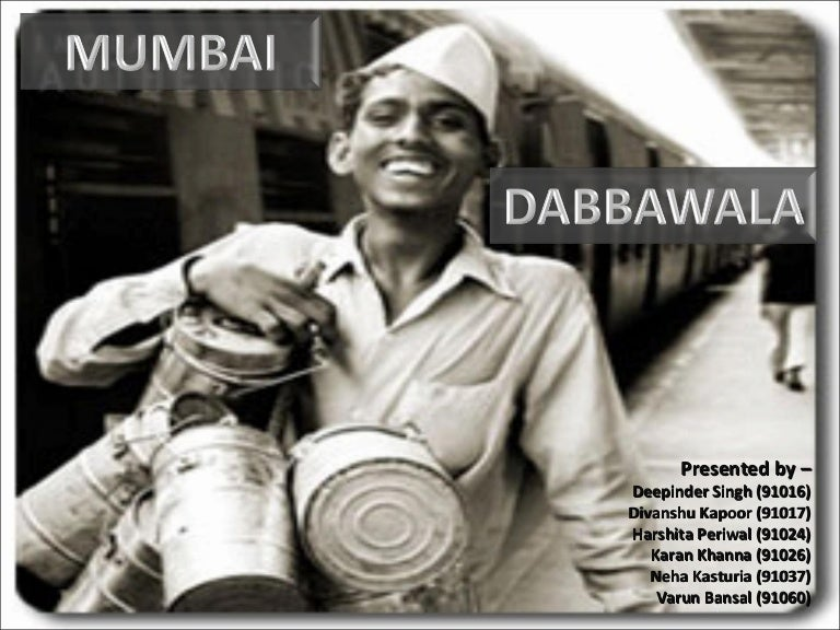 ppt dabbawala Dabbawala is a below average place to be brutally honest it isn't too bad it isn't that great either the variety is nice but the food is so so.