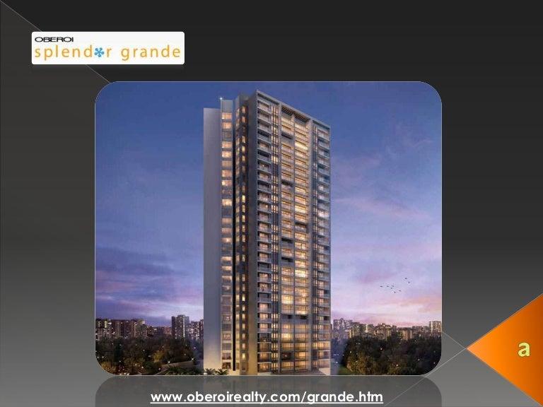Splendor Grande - Exquisite Apartments in Andheri, East by