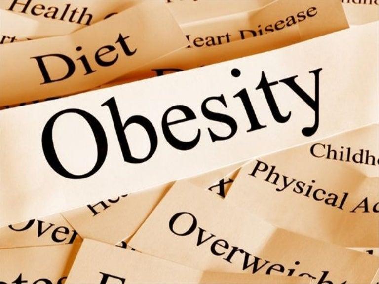 obesity powerpoint