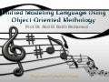 Object oriented methodology & unified modeling language