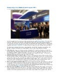 Observations from Mobile World Congress 2013