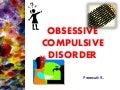 OCD CNT Premnath