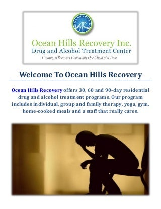 drug rehab recovery centers