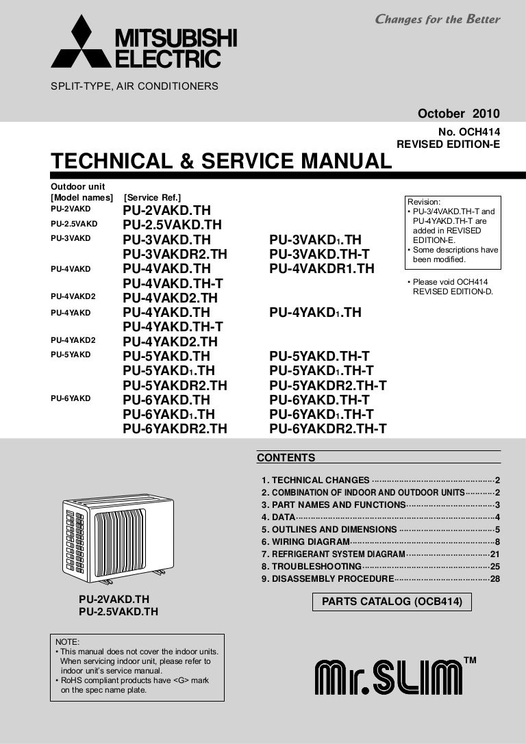 Mitsubishi Par 21maa Wiring Diagram Library Saab 9 5 Electrical Sets Electric Split Type