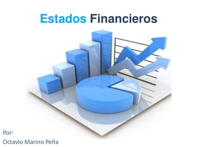 Octavio Marino Peña Práctica Educativa -estados Financieros