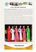 Ao Dai, a vietnamese traditional dress