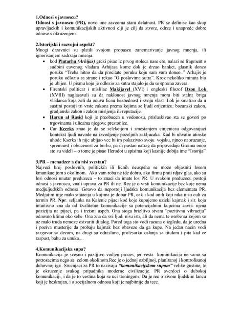 Odnosi s javnoscu pdf free