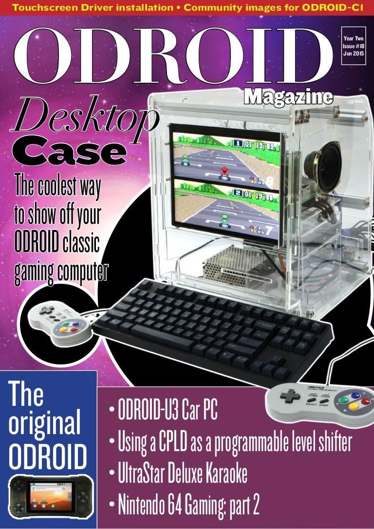 Odroid Magazine June 2015 Wiringpi Serial Data Avail