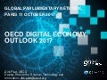 OECD Digital Economy Outlook 2017: Presentation at Global Parliamentary Network, 11 October 2017