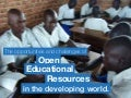 The Opportunities and Challenges of #OER/#OCW in the Developing World