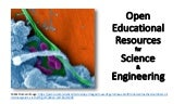 OER for Science and Engineering