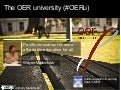 OERu: Pacific innovation for more affordable education for all