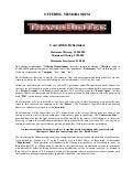 Offer memorandum options trading