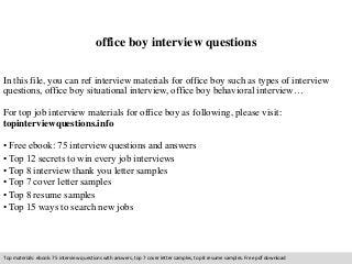 Charming Office Boy Resume Format Doc Office Assistant Cv Sample Cv Formats Templates