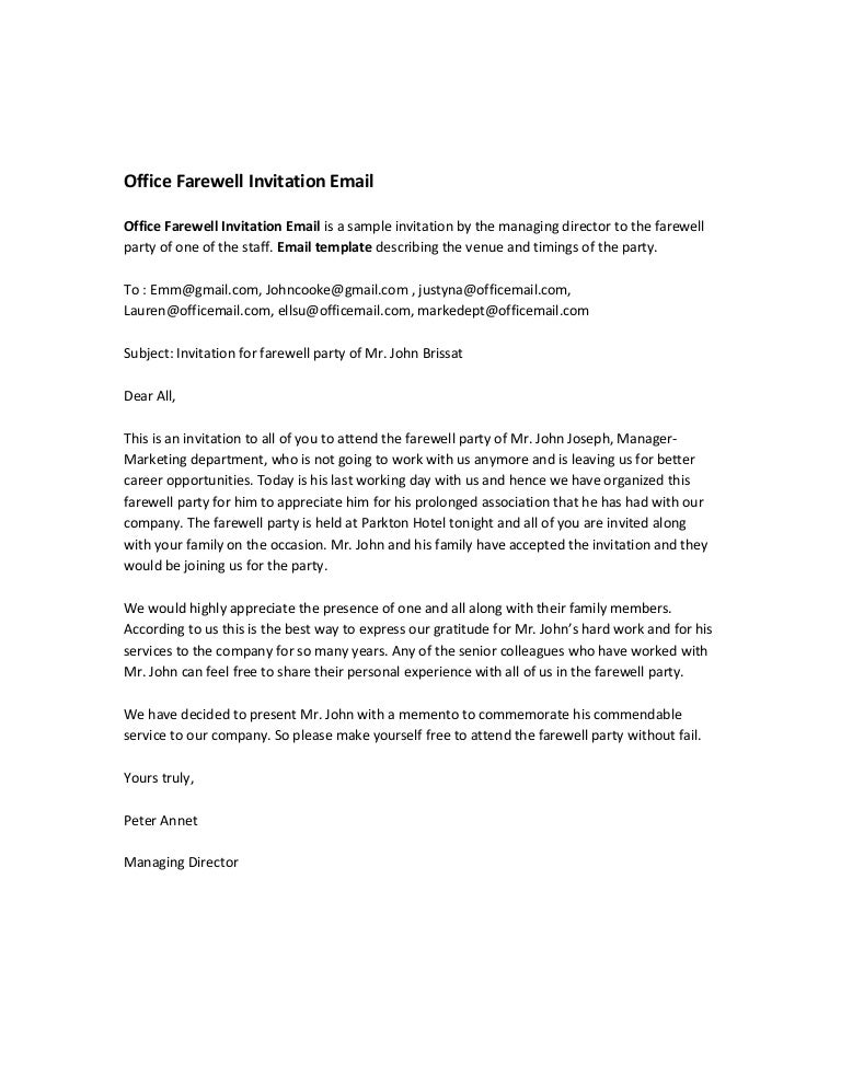 Formal dinner invitation letter windenergyinvesting slideshare formal dinner invitation letter stopboris