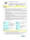 Executive assistant job description template by - Ceo office manager job description ...
