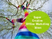 Offline Marketing Ideas for Small Business
