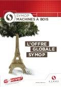 Offre en france symop machines bois (expobois 2014)
