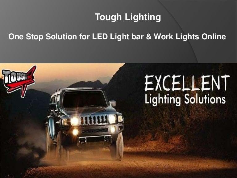 Road led light bar for trucks by tough lighting off road led light bar for trucks by tough lighting aloadofball Images