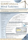 Giant Offshore Wind Turbines Conference  - 24 – 26 November 2014 | Swissôtel Bremen, Germany