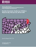 USGS Pre-Fracking Water Well Study in Wayne County, PA