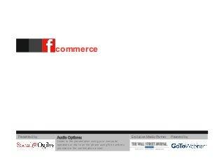 Ogilvy on Facebook Commerce